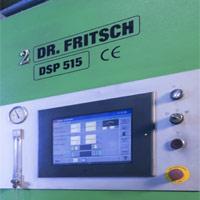 Оборудование для производства алмазных сегментов фирмы DR.Fritsch